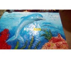 décoration aménagement déco artistiques Tizi Ouzou