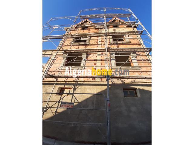 decoration exterieur maison algerie