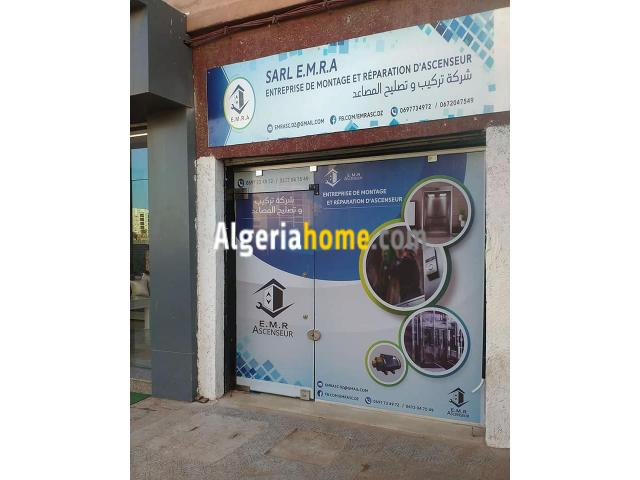 ascenseur algerie oran
