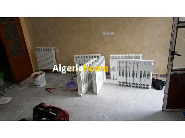 chauffage central et plomberie sanit