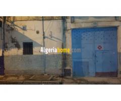 Hangar a vendre centre ville Annaba