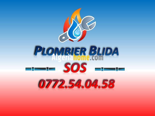 Plombier Blida