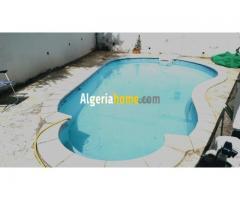 vente villa avec piscine hydra