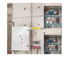 Electricite Bâtiment et industrielle