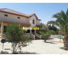 location villa avec piscine Batna
