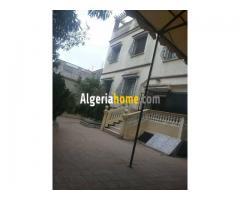 vente villa Alger Zeralda