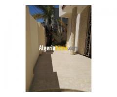 Location Villa Alger Said hamdine