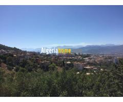 vente villa Bejaia Algerie