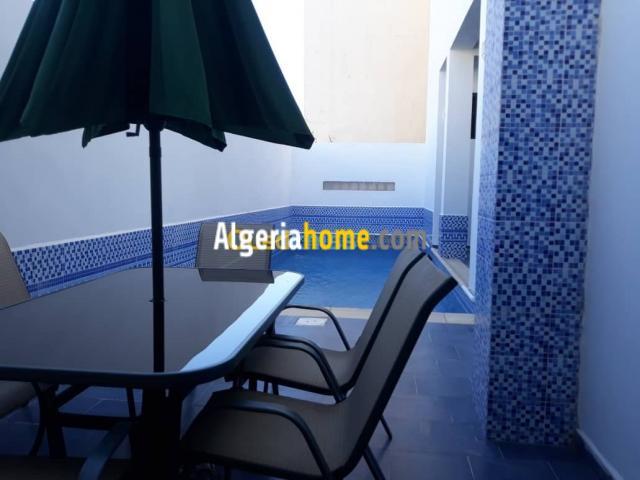 Location avec piscine Villa Alger