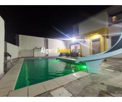location villa tlemcen avec piscine
