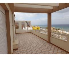 vente villa Ain Tagourait Tipaza vue sur mer