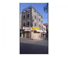 Vente villa immeuble tlemcen