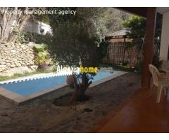 Location Villa avec piscine a Alger
