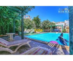 vente villa avec piscine oran
