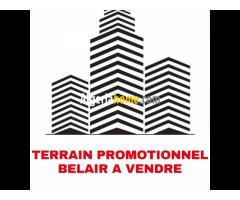 Vente terrain promotionnel Bel Air