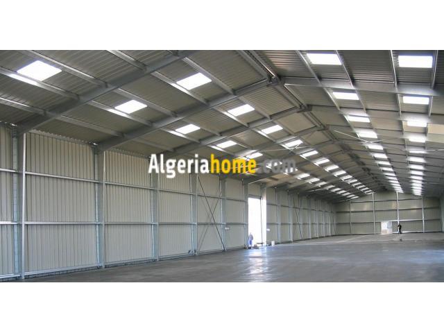 Location Hangar El kerma