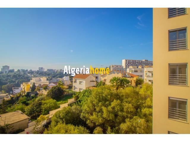 vente des appartements de luxe Alger Hydra