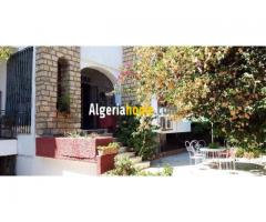 vente villa chevalley alger