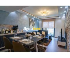promotion immobiliere Alger haut standing