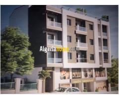 vente appartement semi fini Zemmouri