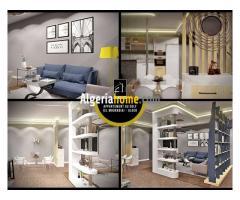 Appartement à vendre avec garage à El Mouradia Golf