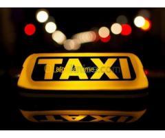 Taxi toute destination