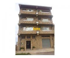 vente immeuble (villa) à boulimat Bejaia