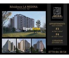 Vente Appartement sur plan Alger