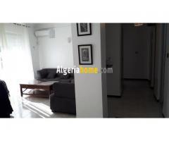 Location appartement F3 haut standing a Sidi yahia
