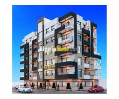 Vente Appartement F2 Alger Bordj el kiffan