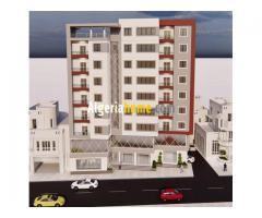 Vente appartement sur plan Blida