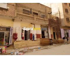 Maison immeuble a vendre a Djelfa