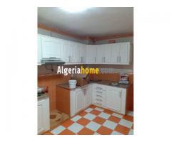 Vente Appartement F4 avec garage Alger