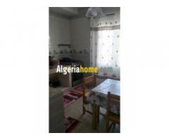 Location Appartement F3 Mostaganem