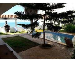 Location Villa avec piscine Tipaza