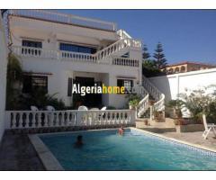 Location Villa avec piscine a Boumerdes