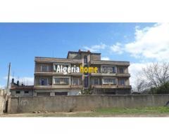 Maison a vendre R+2 Khemis El-Khechna