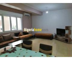 Location Appartement F2 Bejaia court séjour