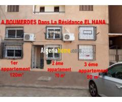 Vente Appartement F8 Boumerdes