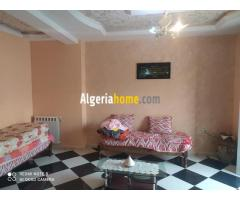 Location Appartement F3 Tizi Ouzou Meublé