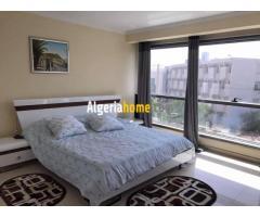 Location Appartement F4 Oran Meublé