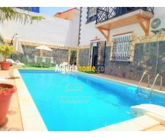Location vacances villa avec piscine Oran