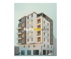 Vente Appartement F2 Alger Bordj el kiffan