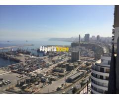 Location Appartement F5 Oran Front de mer