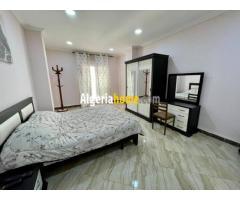 A LOUER duplex T3 meublé Oran