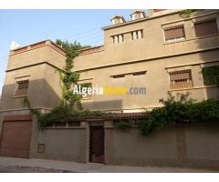 Vente Villa a Mostaganem Investissement touristique