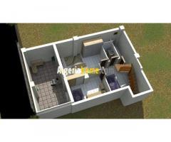Vente Appartement F3 Tizi Ouzou
