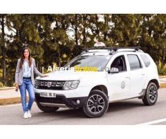 Chauffeur taxi femme Chauffeur Féminin dans la Capitale alger