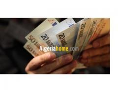 Offre de prêt et financement entre particuliers