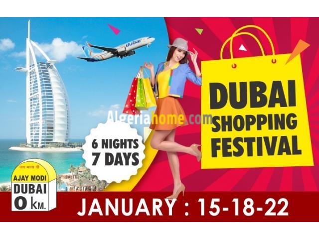 FESTIVAL Du SHOPPING_DUBAI_2020 Pas cher